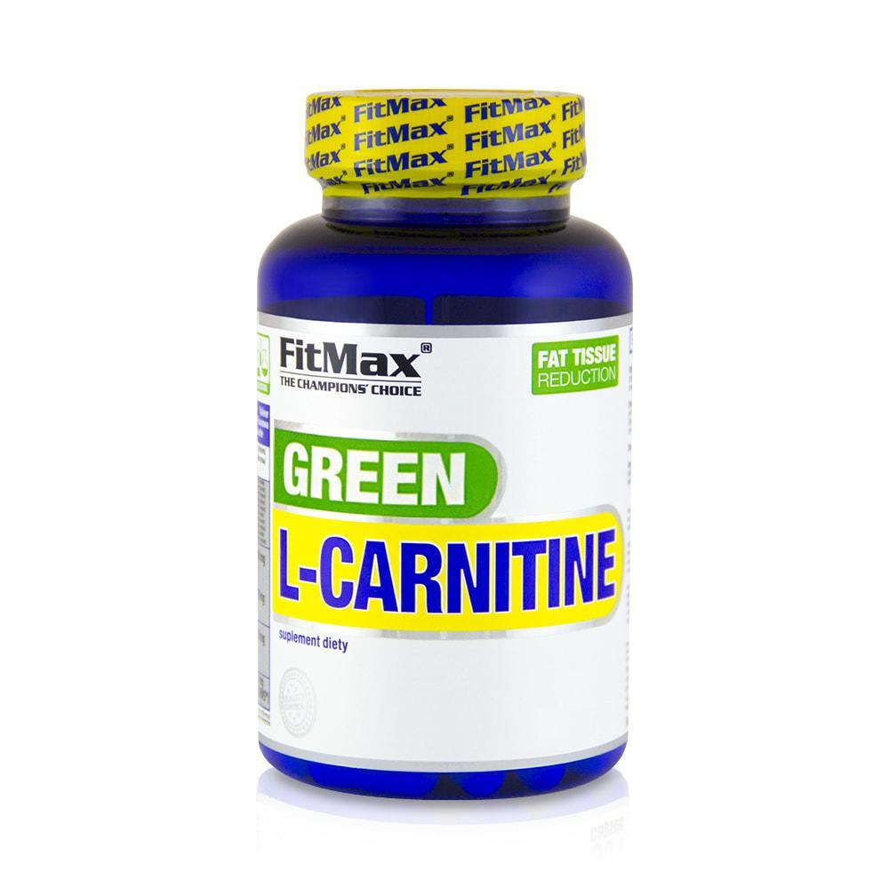 Жироспалювач Green L-Carnitine FitMax 90 caps