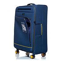 Текстильный чемодан L на 4 колесах March Shorttrack 2021/04
