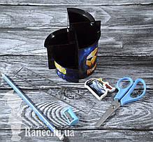 """Стакан канцелярский для мальчиков """"Robot"""", фото 3"""