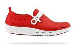 Обувь медицинская Wock, модель NEXO 01 (бело-красные), по предоплате