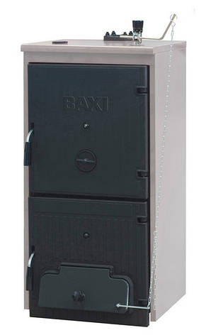 Твердотопливный котел BAXI BPI-Eco 1.550 (6 секций), фото 2