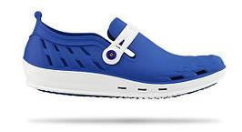 Обувь медицинская Wock, модель NEXO 06 (бело-голубые), по предоплате