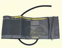 Манжета LD-Cuff для тонометров Little Doctor взрослая, 25-36см, с кольцом, 100% нейлон, 1 трубка N1AR