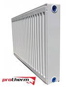 Стальной радиатор Protherm 33 тип 300х900 (с боковым подключением)