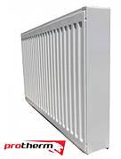 Стальной радиатор Protherm 11 тип 500х500 (с нижним подключением)