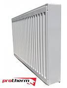 Стальной радиатор Protherm 22 тип 300х600 (с нижним подключением)