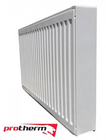 Стальной радиатор Protherm 22 тип 300х3000 (с нижним подключением), фото 2
