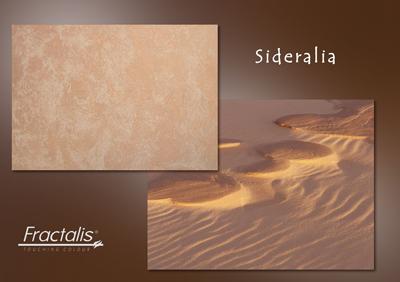Sideralia. Fractalis
