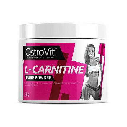 L-carnitine OstroVit 210 г, фото 2