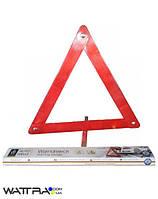 Аварийный знак AW22-09 AUTO WELLE знак аварийной остановки в картонной коробке