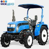 Трактор ДТЗ 4244Р - мощностью 24 л.с., полный привод.