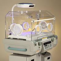 Инкубатор для новорожденных CHS-i1000 base