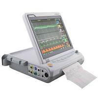 Фетальный монитор G6B+ укомплектован контролем 2-х плодов с контролем матери