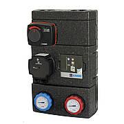 Модуль контроля обратной температуры ESBE серии GSC112 DN25 с насосом GRUNDFOS