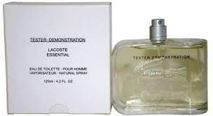Тестер без крышечки духи мужские Lacoste Essential Лакоста Эсеншл, фото 1