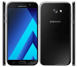 """Смартфон Samsung A720F Galaxy A7 2017 (SM-A720FZKD) Black, 3/32Gb, 8 ядер, 16/16Мп, 5.7"""", 2 sim, 4G, 3600мАh., фото 1"""