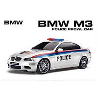 Машинка на радиоуправлении BMW M3 Police от Rastar 1:14