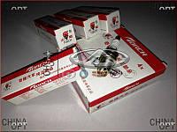 Свечи зажигания, комплект, 480EF, 473H, 477F, трехконтактые, Chery Amulet [1.6,до 2010г.], A11-3707110BA, TORCH