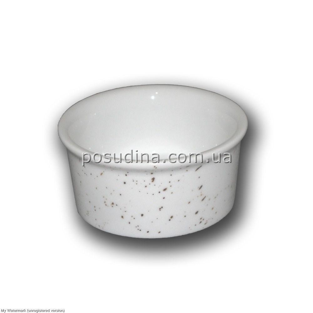 Соусник фарфоровый Farn 50мл. Мрамор