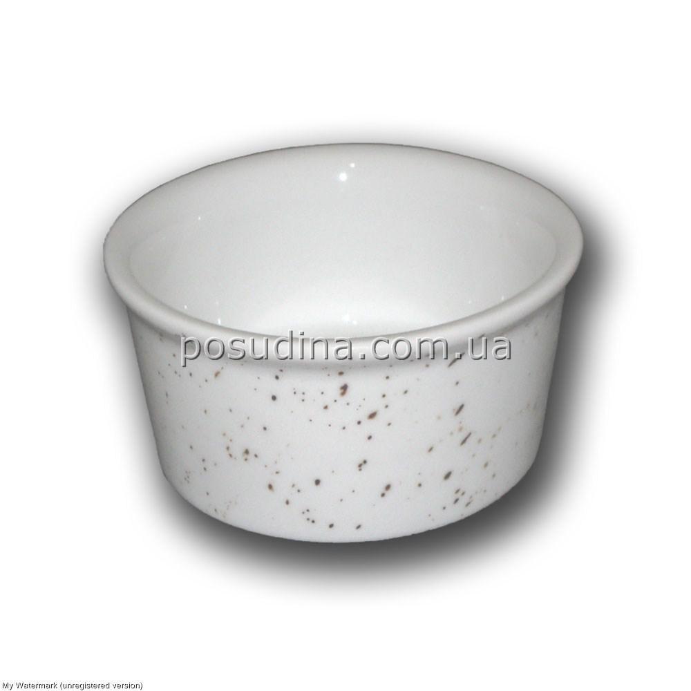 Соусник фарфоровый Farn 100мл. Мрамор