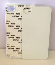 Чехол для 2D сублимации Iphone 4/4S белый, фото 2