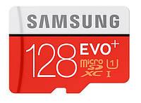 Карта памяти microSDXC 128GB Samsung EVO Plus UHS-I (MB-MC128DA/RU)