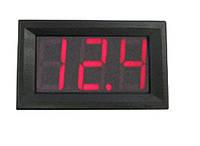 """Вольтметр DC 4.5 - 30 В 0.56 """" красный светодиодный, фото 1"""