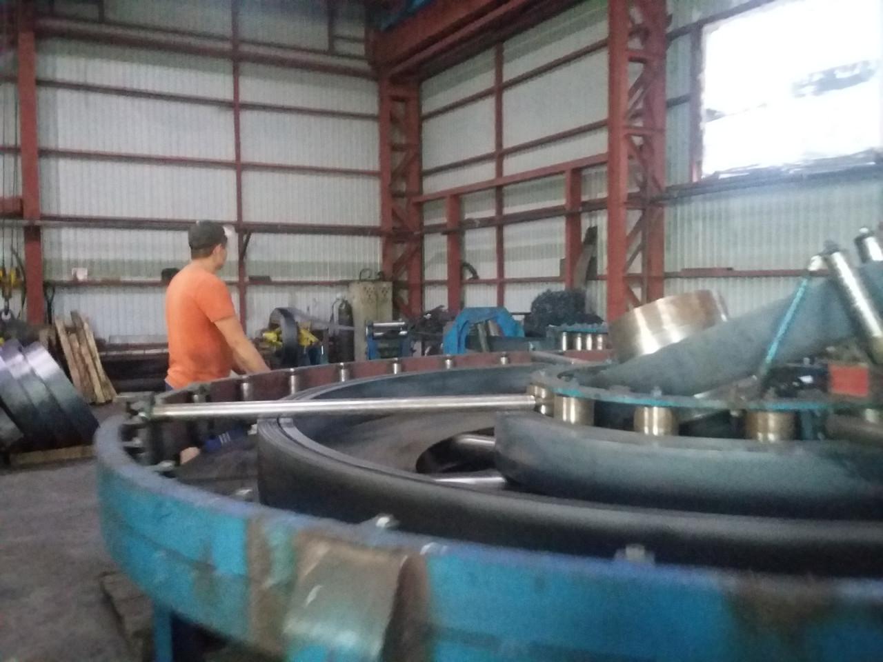 Линия для производства сварных труб (Трубный стан), фото 1