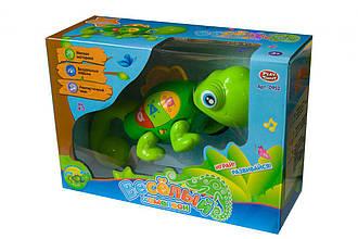 Развивающая музыкальная игрушка Весёлый хамелеон от Play Smart
