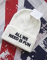 Женская шапка H&M, Англия, фото 1