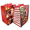 Пакет подарочный «Jingl bells» в ассортименте,32х24,5х18 см (344-0033), фото 2
