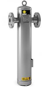 Фільтри високого тиску до 48 або до 62 бар
