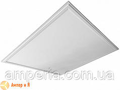 Светодиодный светильник 60*60 (панель) белая рамка EUROLAMP LED 40W 4000K