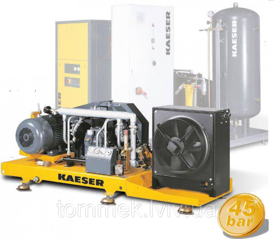 Бустеры высокого давления Kaeser N 1100-G до 45 бар (до 12120 л/мин)
