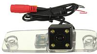 Штатная камера заднего вида в авто для Hyundai