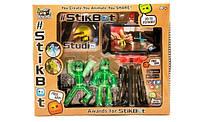 Игровой набор с фигурками Stikbot (Стикбот) для анимации 2105