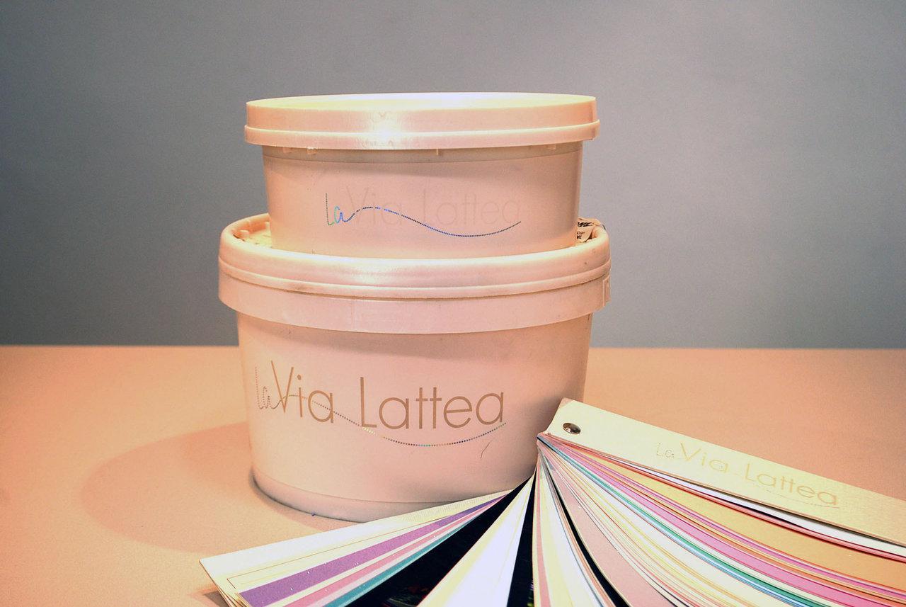 Матовая декоративная краска  La Via Lattea. GiorgioGraesan & Friends