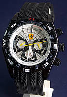 Спортивные часы Ferrari Meredian 3HR Autom White, фото 1