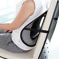 Корректор-упор осанки поясничного отдела для стула - Офис-Комфорт, фото 1