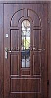 Входные двери Форт Серия эконом+притвор Арка+ковка
