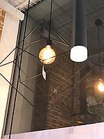 Подвесной светильник металлический LOFT, фото 1