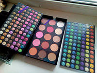 Палитра для макияжа 168 + 15 цветов, фото 1
