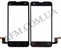 Сенсор (Touch screen) Xiaomi Mi2A чёрный