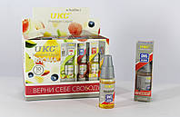 Жидкость с никотином Strawberry  Клубника  9mg/10ml  Продается по 10 штук   600