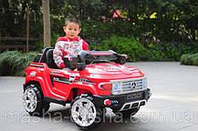 Детский Электромобиль Джип Mercedes CH922 красный на радиоуправлении, фото 2