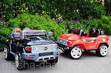Детский Электромобиль Джип Mercedes CH922 красный на радиоуправлении, фото 3