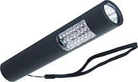 Світильник світлодіодний переносний ДРО 2024А,24+1LED,4AAA