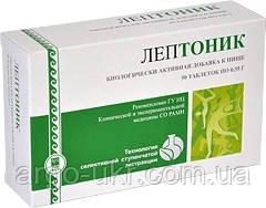 ЛЕПТОНИК Арго для щитовидной железы, снижает холестерин, астения, неврозы, гипотония, стресс, роботоспособност