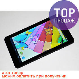 7'' Планшет-Телефон Samsung 2Sim+2Ядра+1Gb RAM+3G+GPS+Android
