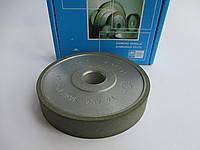 Круг алмазный шлифовальный прямой профиль ПП 1А-1 150х20х3х32